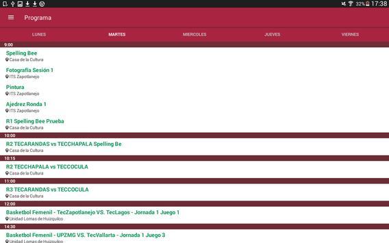 INTERTEC´S 2016 apk screenshot