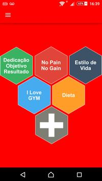 Itreinos Fitness - Workout apk screenshot