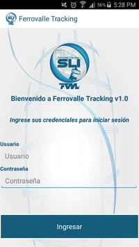 Ferrovalle Tracking poster