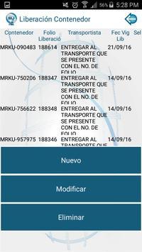 Ferrovalle Tracking screenshot 2