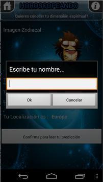 Horoscopeando el Refranero apk screenshot