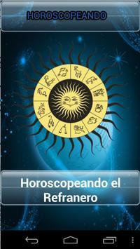 Horoscopeando el Refranero poster