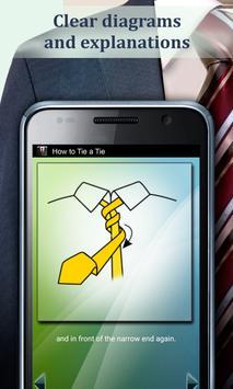 How to Tie a Tie Pro captura de pantalla 3