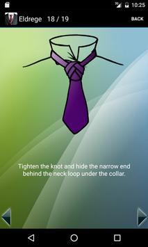 How to Tie a Tie Pro captura de pantalla 7