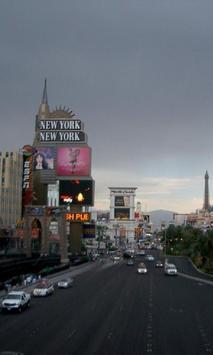 City Las Vegas HD Wallpaper Theme poster