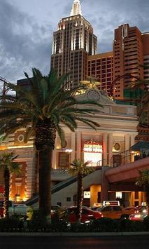 City Las Vegas HD Wallpaper Theme screenshot 1