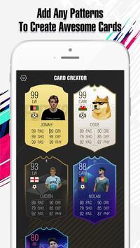FUT 19 Card Creator скриншот 2