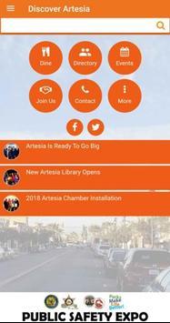 Discover Artesia poster