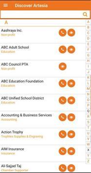 Discover Artesia screenshot 1