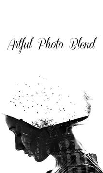 Artful Photo Blend poster