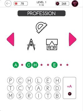 3 Icons 1 Word - Mind Puzzle screenshot 14