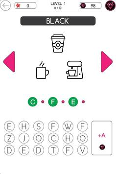 3 Icons 1 Word - Mind Puzzle screenshot 1