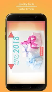 World Calendar 2018, Greeting Card screenshot 7