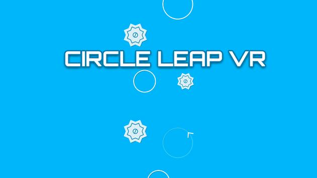 Circle Leap VR for Cardboard poster