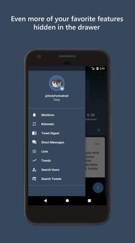 Owly for Twitter apk screenshot