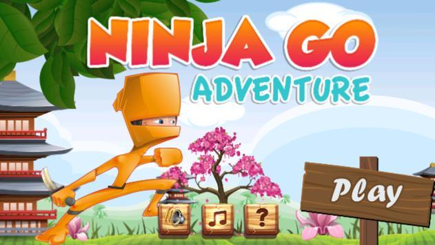 Go Ninja Adventure screenshot 4