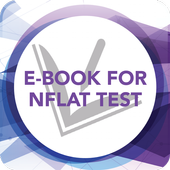 E-BOOK  for NFLAT TEST icon
