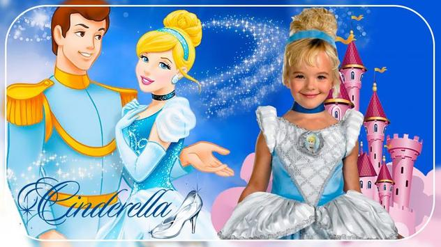 Cinderella Princess Photo Frames for Android - APK Download