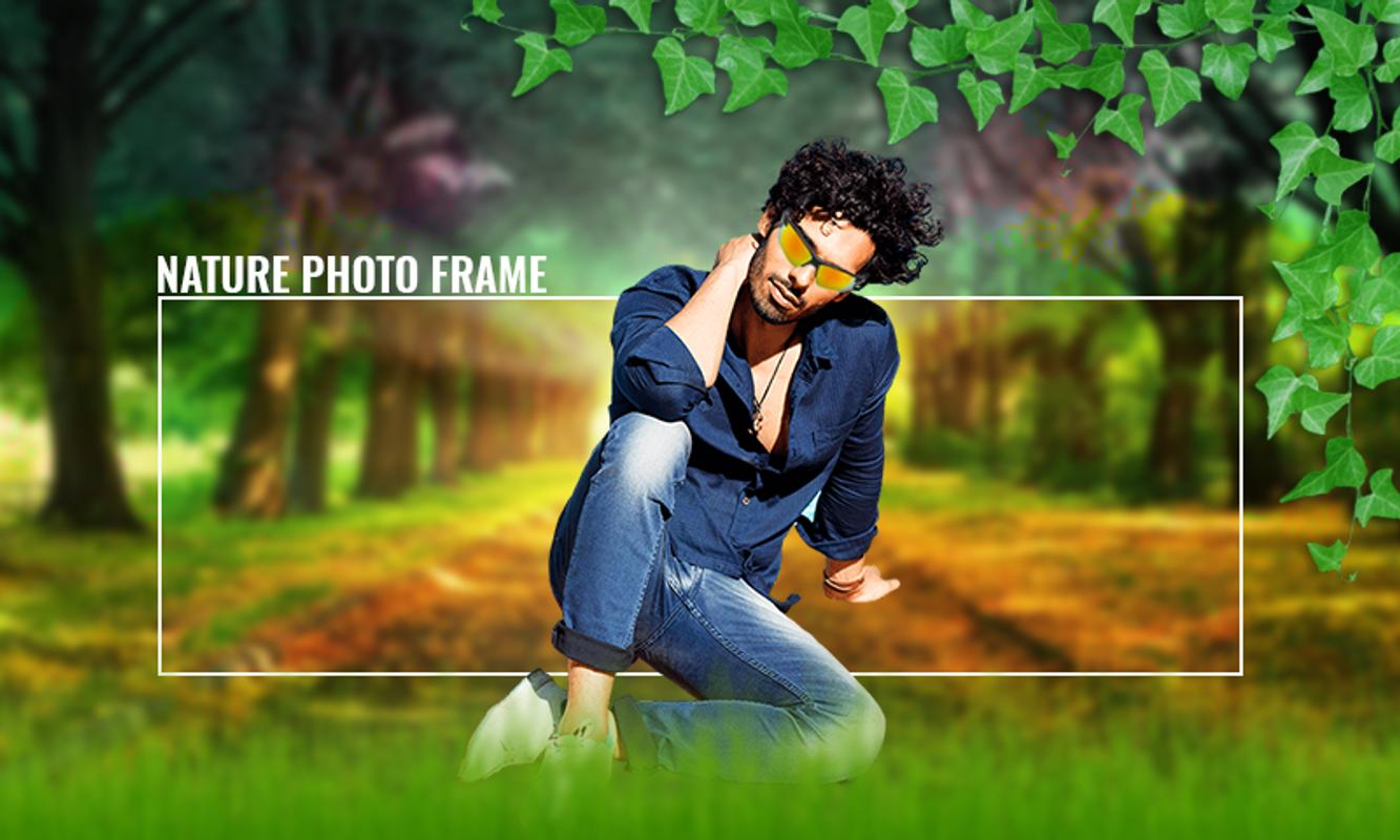 Nature Photo Frame for Android - APK Download