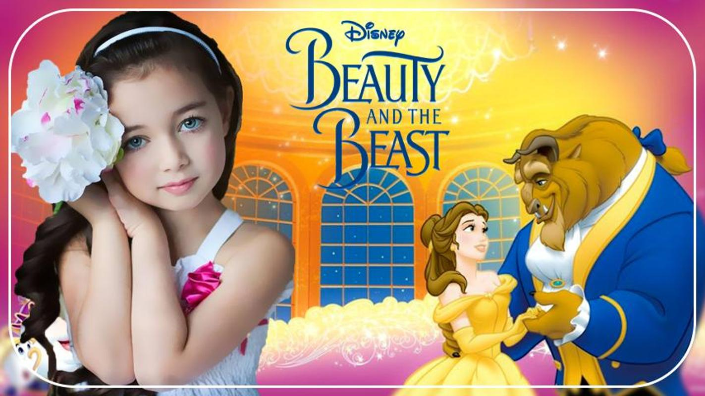 Belle Beauty And The Beast Photo Frames For Android Apk Download