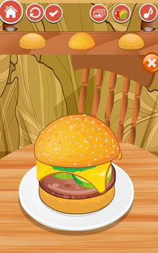 Burger Maker apk screenshot