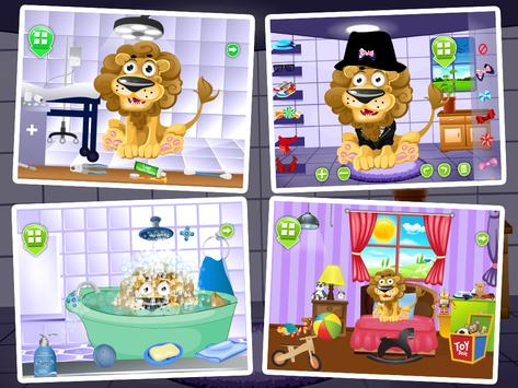Lion and Cow Care screenshot 14