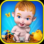 Cute Baby Nursery icon