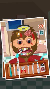 Monster Dental Clinic For Kids poster