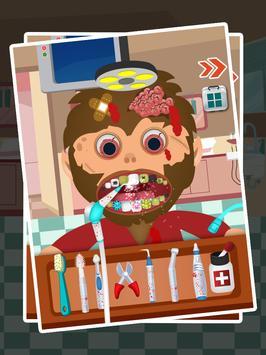 Monster Dental Clinic For Kids apk screenshot