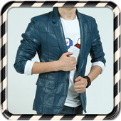 Man Fashion Jacket Suit Photo icon