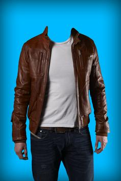 Man Fashion Jacket Suit Photo apk screenshot