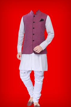 Modi Jacket Photo Suit apk screenshot