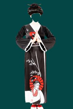 Kimono Photo Suit Editor apk screenshot