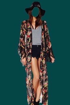 Kimono Photo Suit Editor poster