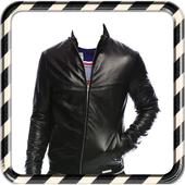 Leather Jacket Photo Suit icon