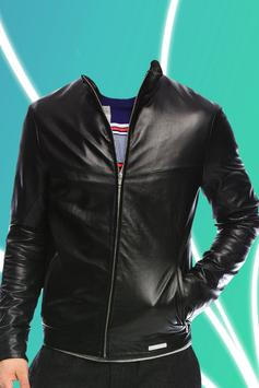 Leather Jacket Photo Suit poster