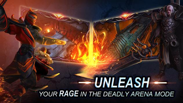 Bladebound: Hack and Slash Action RPG apk screenshot