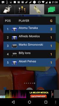 Widget Veikkausliiga screenshot 6