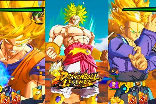 Trick Dragon Ball Legend screenshot 1
