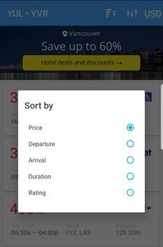 Flight Deal apk screenshot