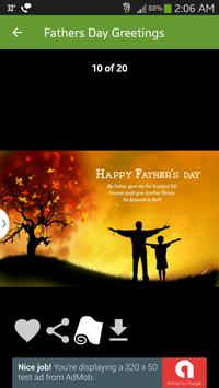 Fathers day images quotes greetings screenshot 4