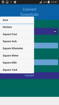 Convert Essentials apk screenshot
