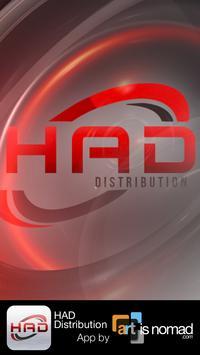 HAD Distribution poster