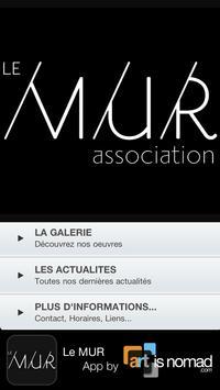 Le MUR apk screenshot