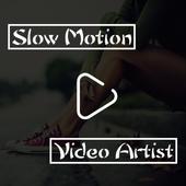 Slow Motion Video Artist icon
