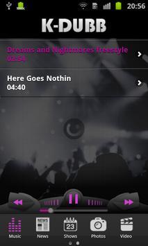 K-Dubb Music poster