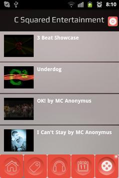 C Squared Entertainment screenshot 2
