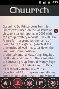 Gerunimo#Rapper4Hire screenshot 1