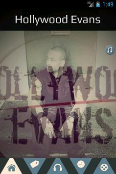 Hollywood Evans poster