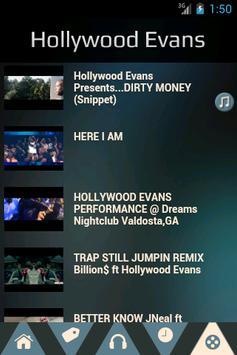 Hollywood Evans screenshot 2